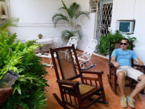 accommodation in Havana