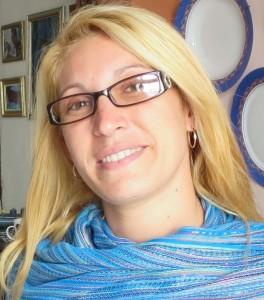 Spanischlehrerin Lisandra